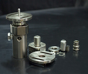 Bleed Valve assembly
